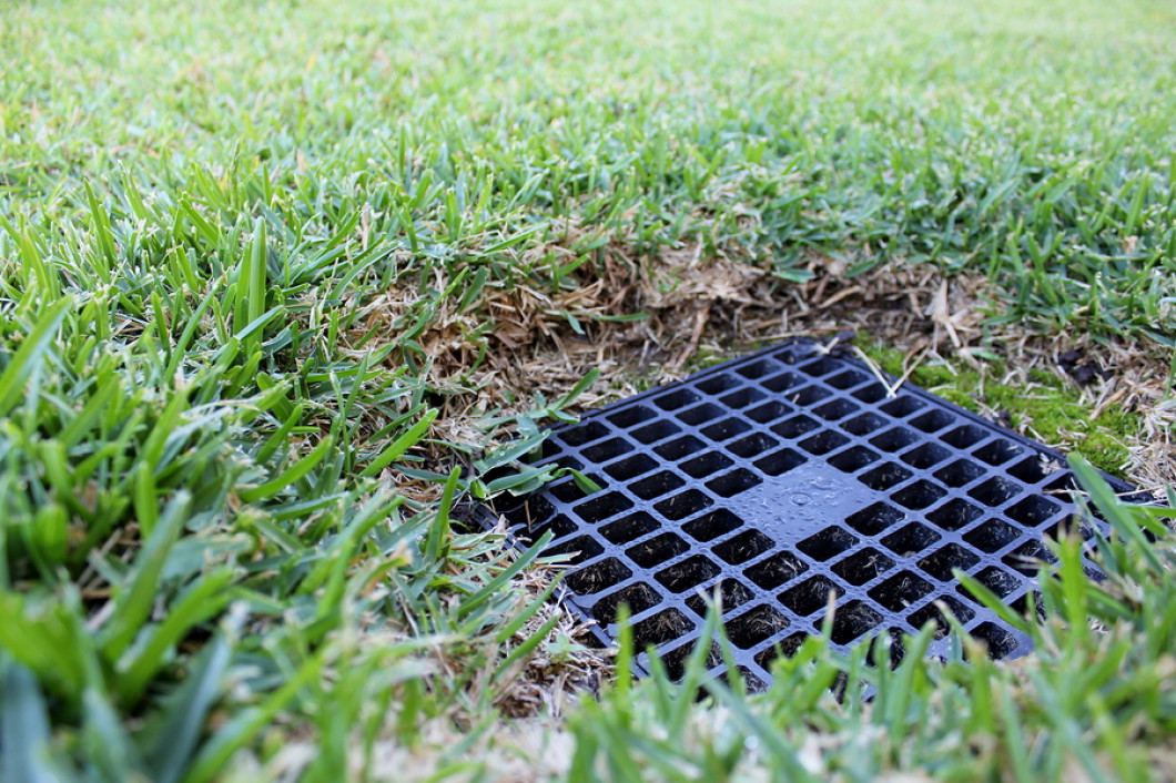 drainage system installation irrigation lake charles la